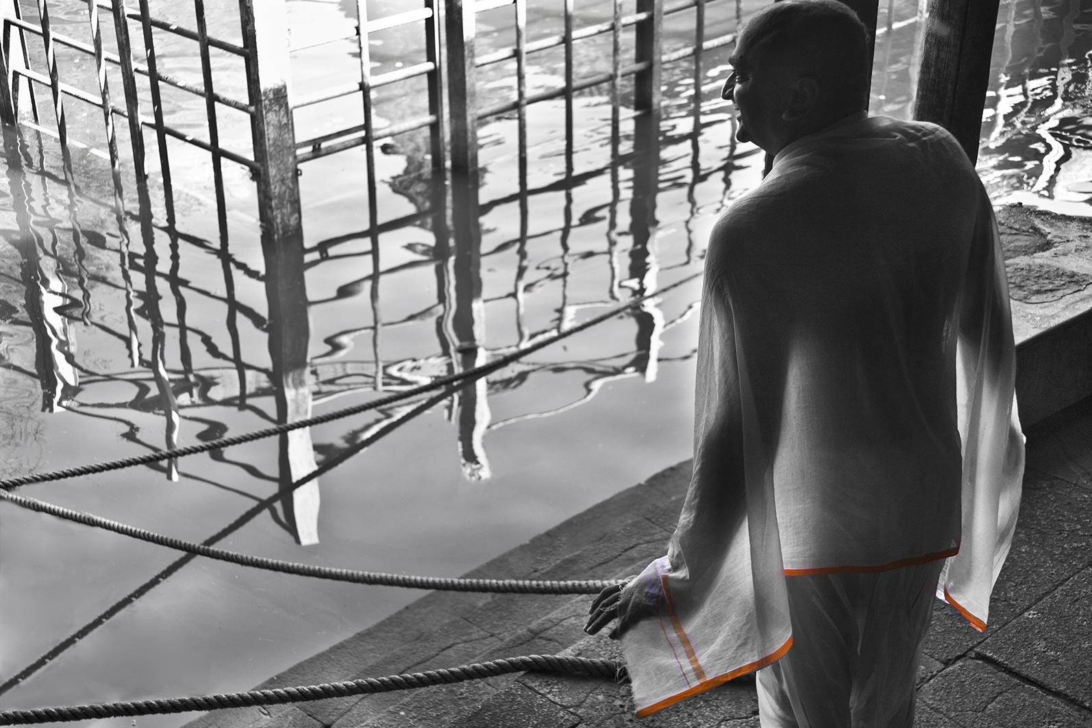 Rituales de agua trambakeshwar