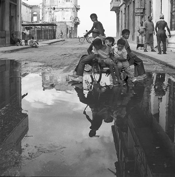 Childs in Cuba