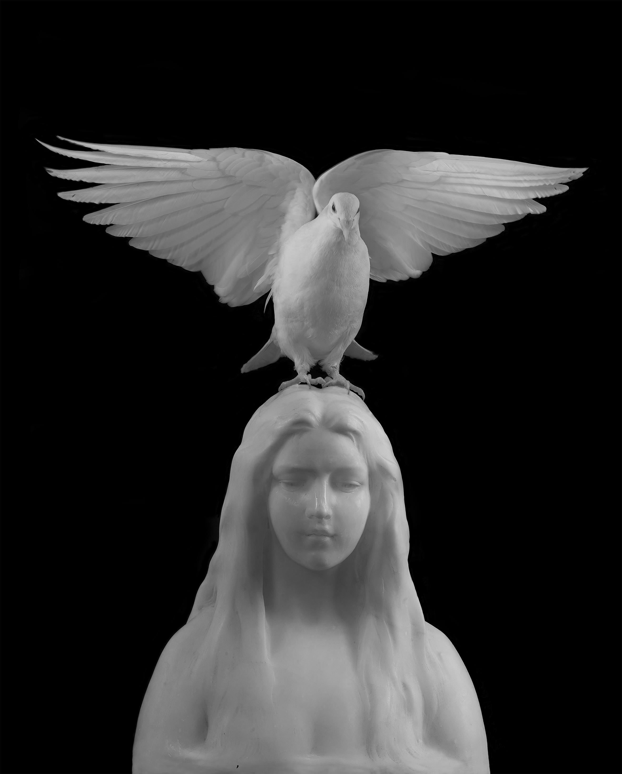 Mujer en busca de la paz 1