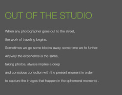OUT OF THE SSTUDIO