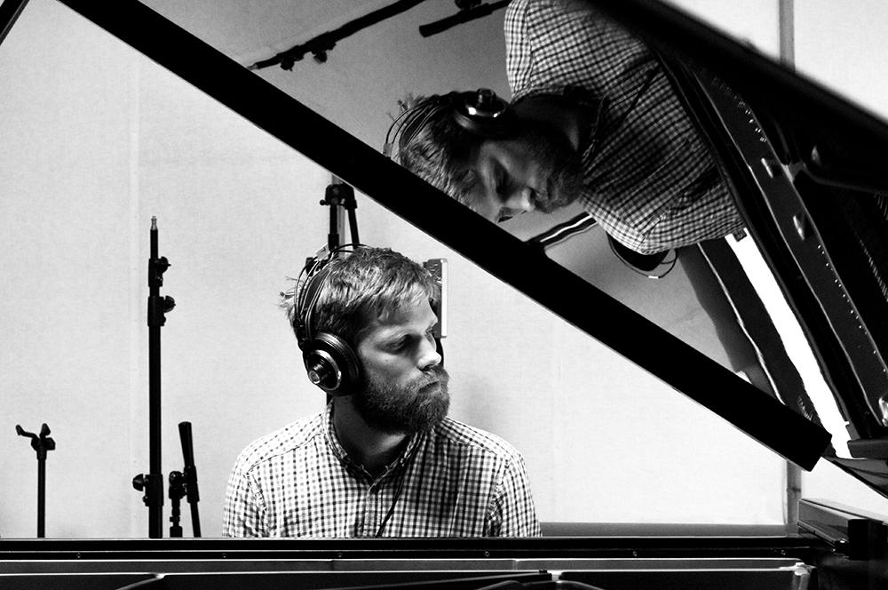 Jazzpianist Petter Rylén
