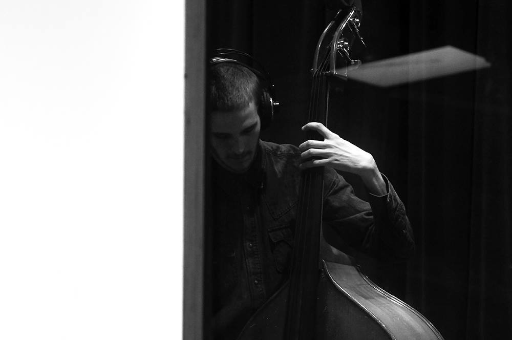 Jazz Bassplayer, Anders Fjeldsted