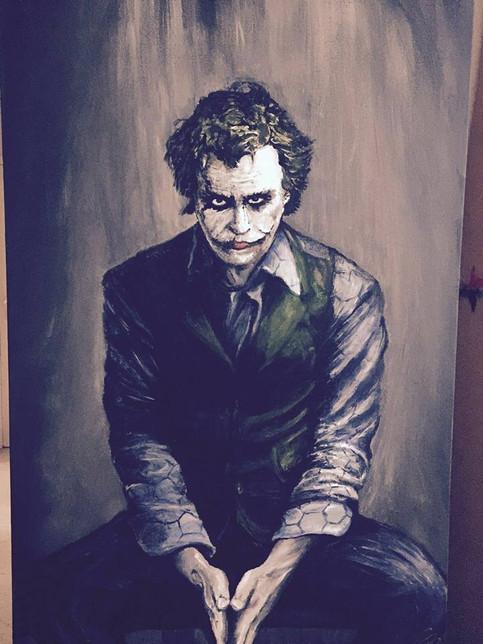 Fan art // Joker