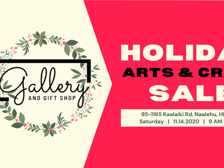 1st Annual Holiday Sale