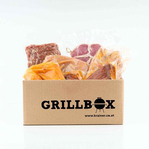 Grillbox Gourmet