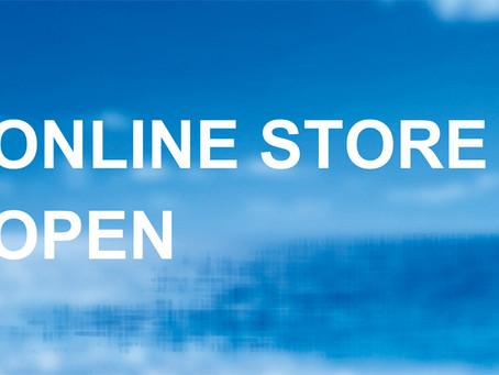 Online Store OPENのお知らせ