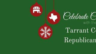 Tarrant County GOP Christmas Party