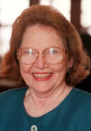 Former Representative Anna Mowery (1931 - 2017)