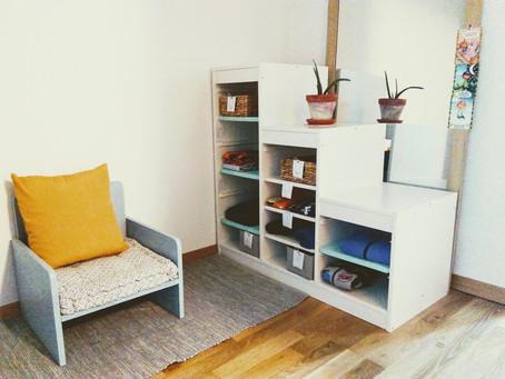 A Montessori Home Tour: Tanja of Naš Vsakdanji Montessori