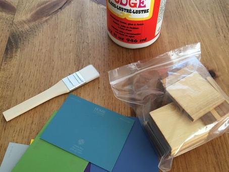 DIY Colour Tablets