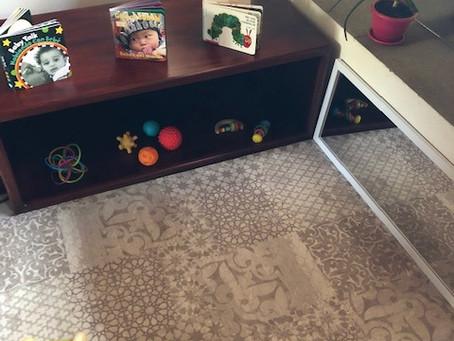 A Montessori Home Tour:  From Montessori Guide to Parent (Sabrina of @momhappens)