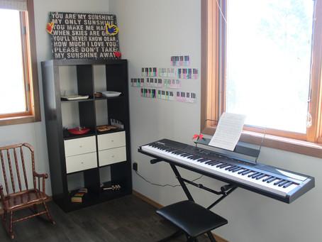 A Montessori Home Tour: Gabrielle of Plenty of Trays