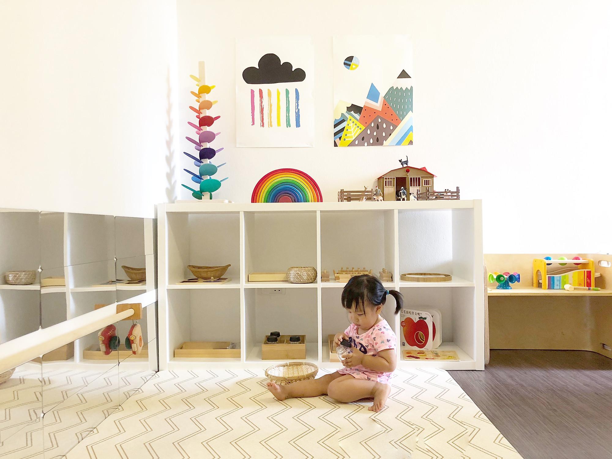 A Montessori Home Tour Cheryl Of Ow Montessori Family