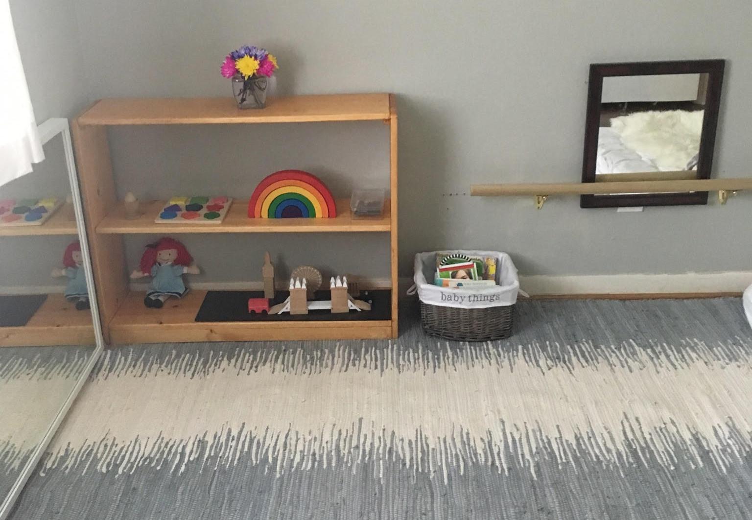 A Montessori Home Tour Pamela Of Totally Montessori