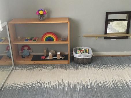 A Montessori Home Tour: Pamela of Totally Montessori