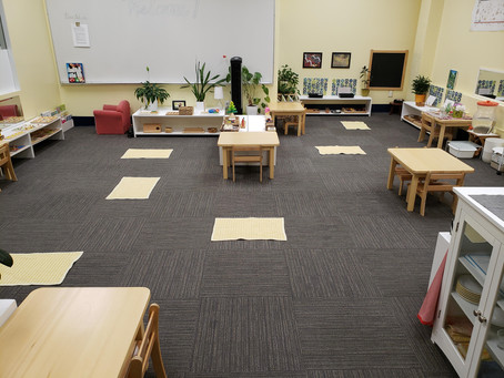 A Montessori Infant-Toddler Classroom Tour: Christie of Aid to Life Education