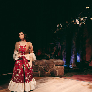 The Clearing, Scenic Designer