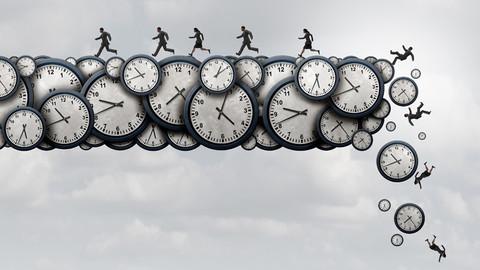 Qual é a relação entre as nossas 4 necessidades básicas frente à tal da Gestão do Tempo?