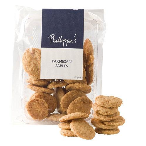 Phillippa's Parmesan Sables