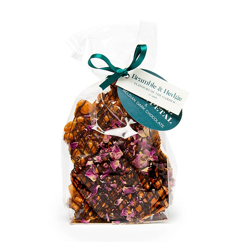 Bramble & Hedge Caramel Rose Peanut Brittle