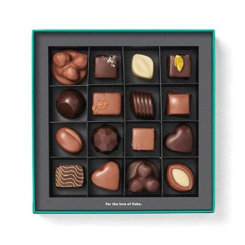 Koko Black Chocolatier's Box 16pc