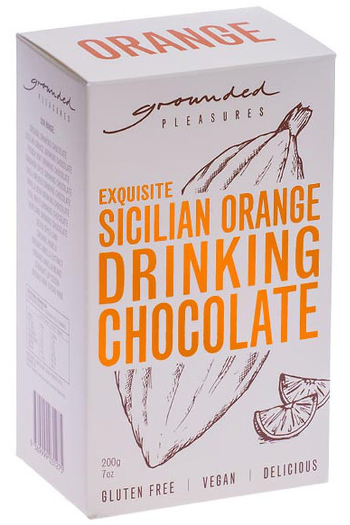 Orange Drinking Chocolate