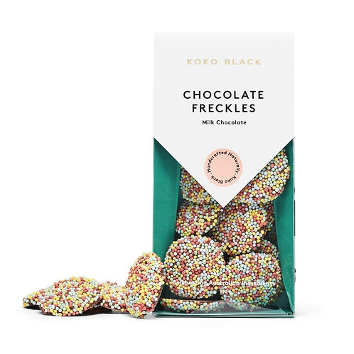 Koko Black Milk Chocolate Freckles