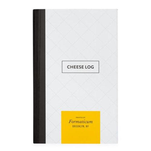 Cheese Log Book