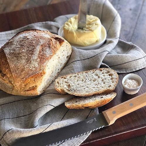 Sonoma Wholewheat Miche Sourdough