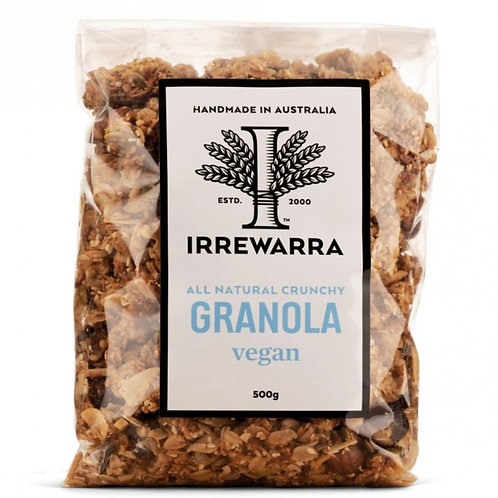 Irrewarra Vegan Granola