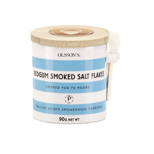 Smoked Salt Flakes
