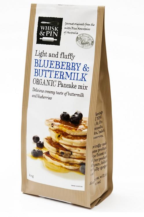 Blueberry & Buttermilk Pancake Mix