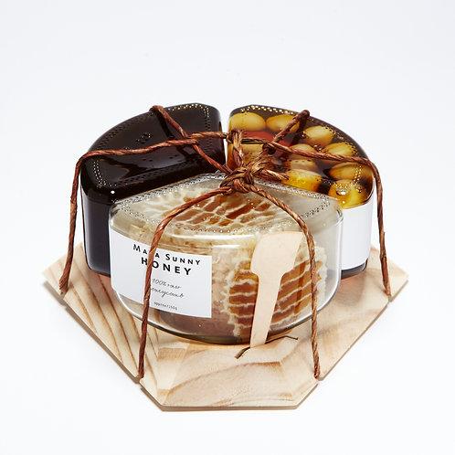 Maya Sunny Honey Gift Trio