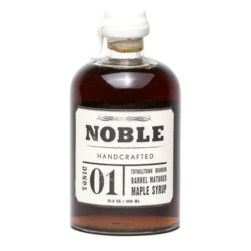 Noble Handcrafted Tonics No.1-4