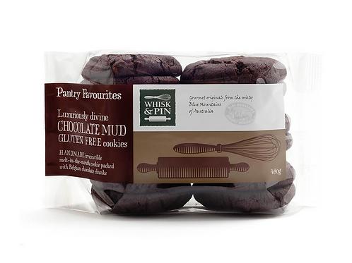 GF Choc Mud Cookies