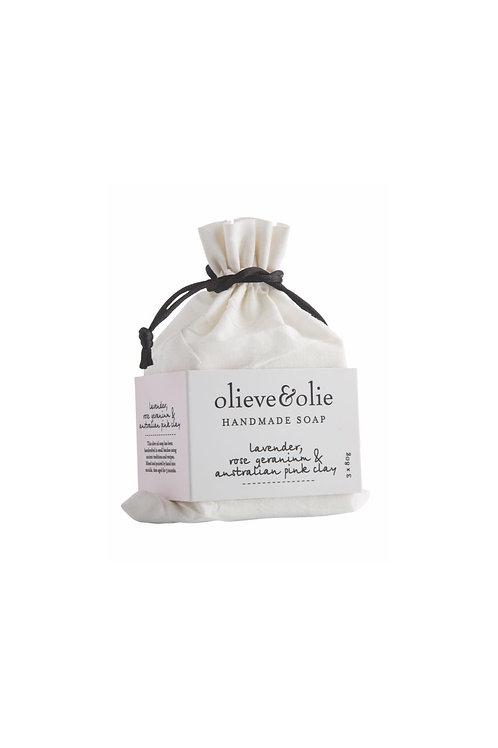 Olieve & Olie Handmade Soap Set