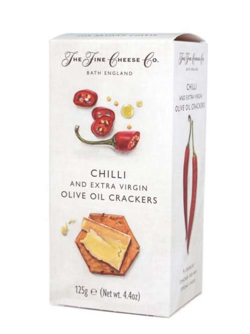Fine Cheese Co Chilli Biscuits