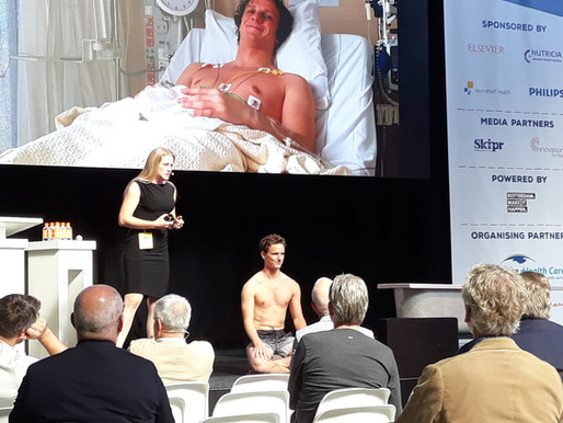 World of Healthcare 2018 in Rotterdam