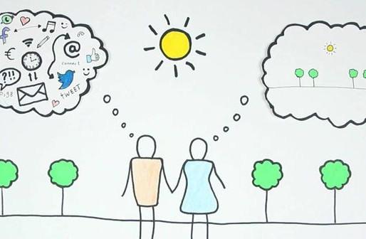 Mindfulnessworkshops voor (ex) kanker patienten op de gezondheidsmarkt