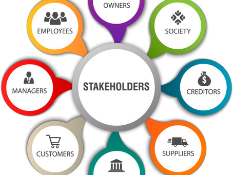 Stakeholder mapping: an essential tool for business growth