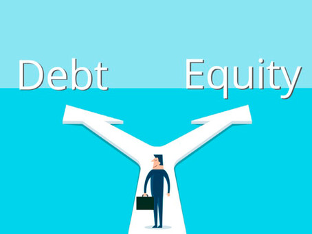 Securing appropriate funding: Equity vs debt