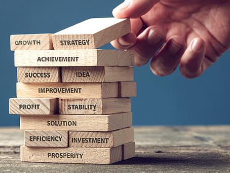 Establishing a growth strategy