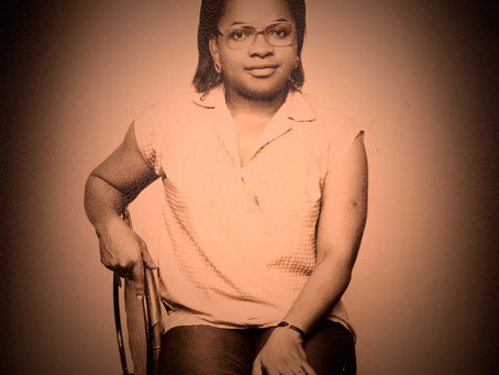 Celebrating International Women's Day – Pausing and reflecting how my grandmother influenced me!