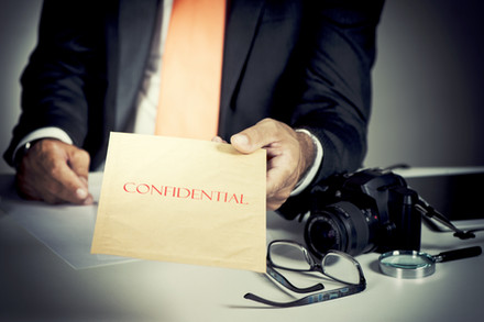 Completely Confidential!