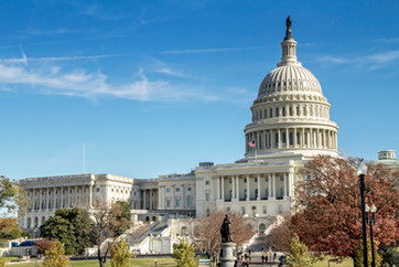 United States Capitol Building, Washingt