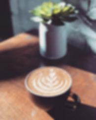 Queen Bean Caffé latte art
