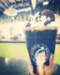 Queen Bean Caffe frostine