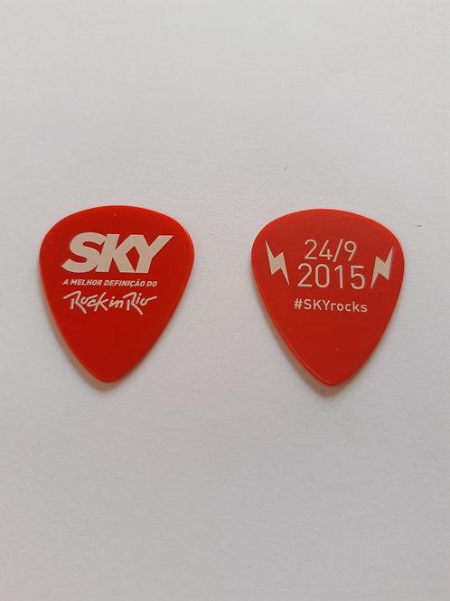 Sky - Rock in Rio 2015 Dia  24/9
