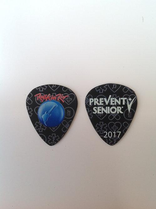 Rock In Rio 2017 - Logo - Prevent senior