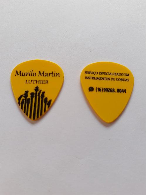 Murilo Martin Luthier - Amarela